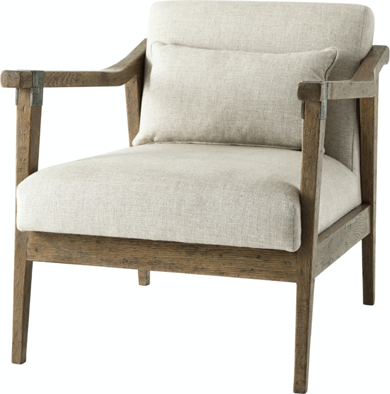 Remarkable Theodore Alexander Furniture Cb42007 1Awq Living Room Bryson Short Links Chair Design For Home Short Linksinfo