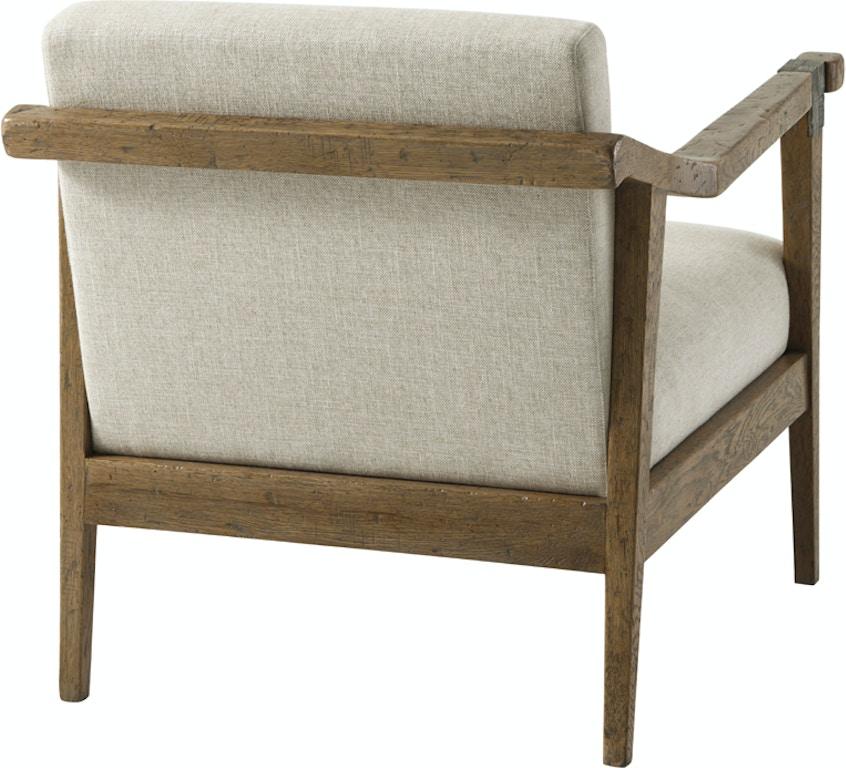 Strange Theodore Alexander Furniture Cb42007 1Awq Living Room Bryson Short Links Chair Design For Home Short Linksinfo