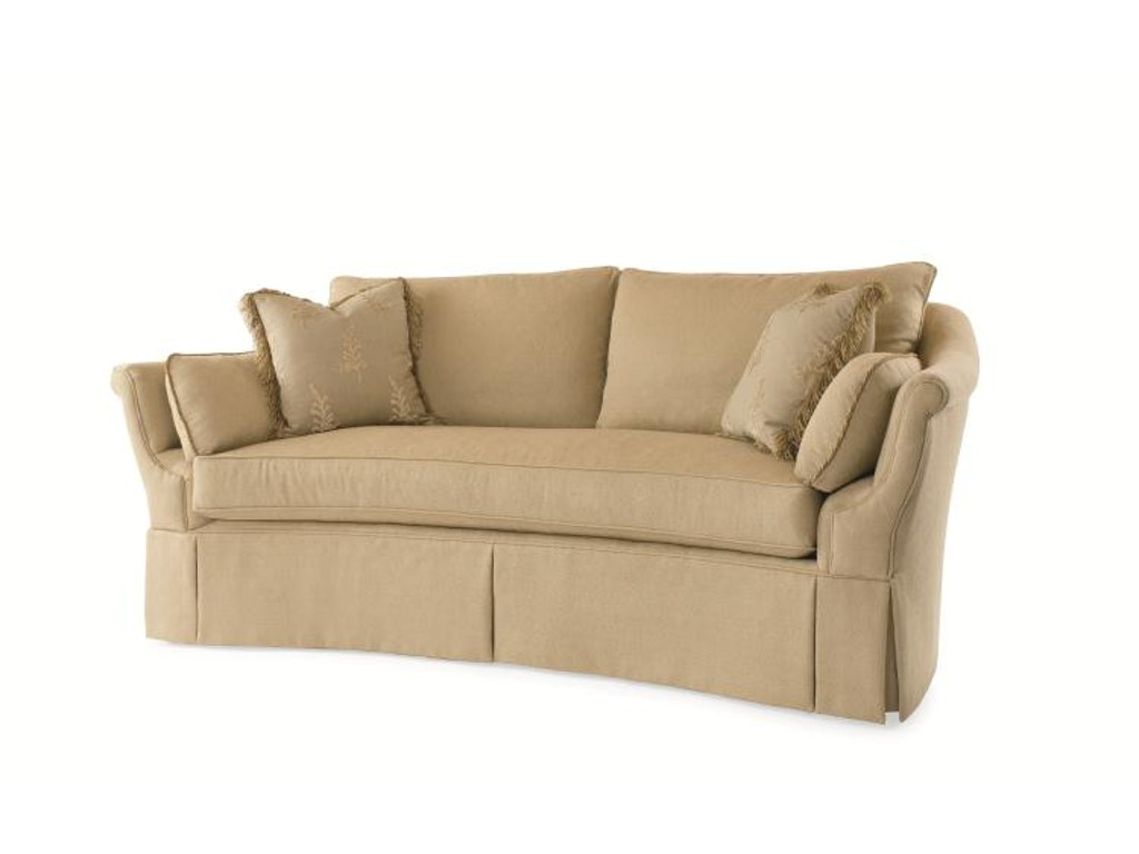 Century Furniture Living Room Century Signature Foxglove Sofa 22 610 Goods Home Furnishings