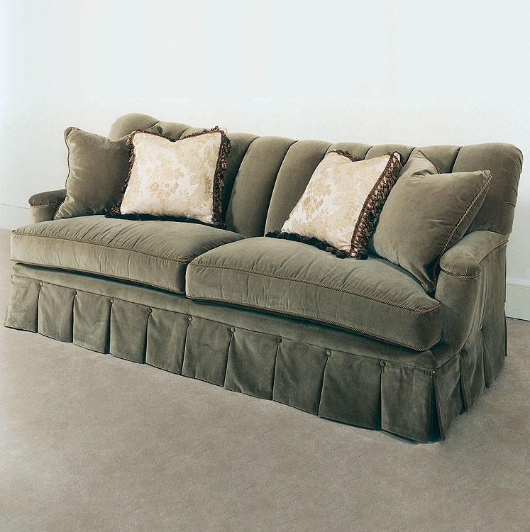 Century Furniture 22-622 Living Room Century Signature Barrow Sofa