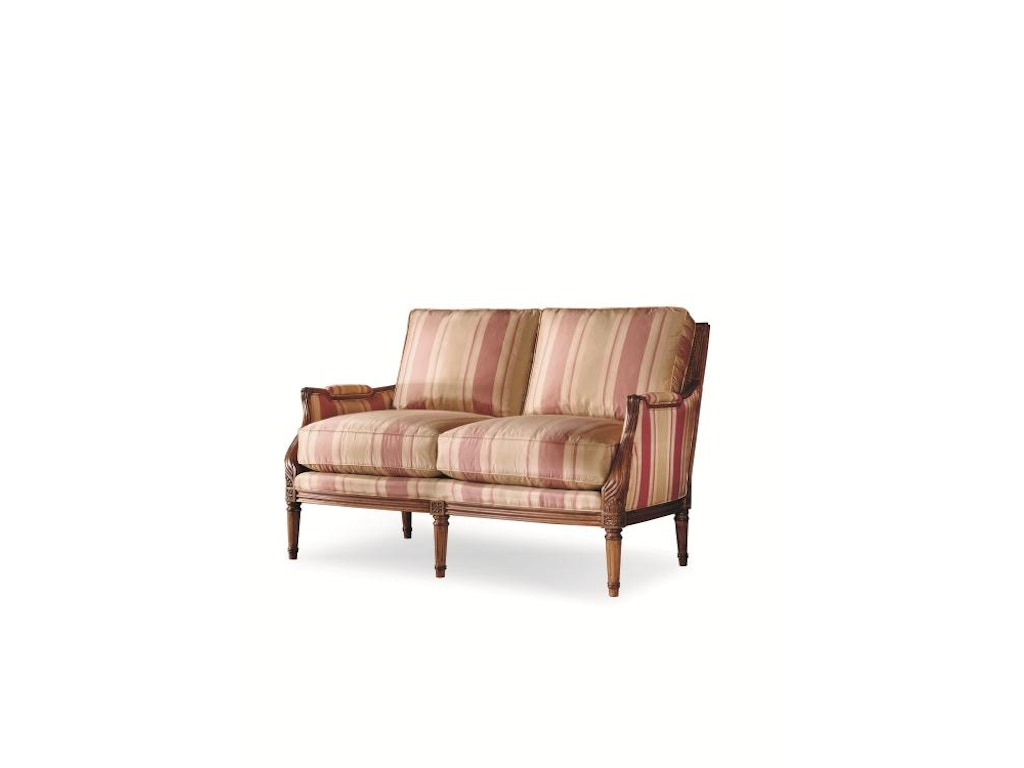 Century Furniture Living Room Century Signature Florida Settee 44 218 Goods Home Furnishings