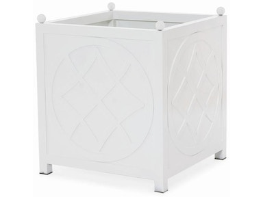 Century Furniture Bunny Williams Outdoor Litchfield Planter - White D31-05-Wh