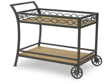 Century Furniture Candice Olson Outdoor Palladian Drink Cart D36-89