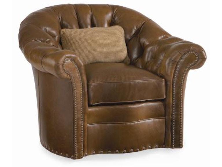 century furniture century lr 17199 living room chester swivel chair