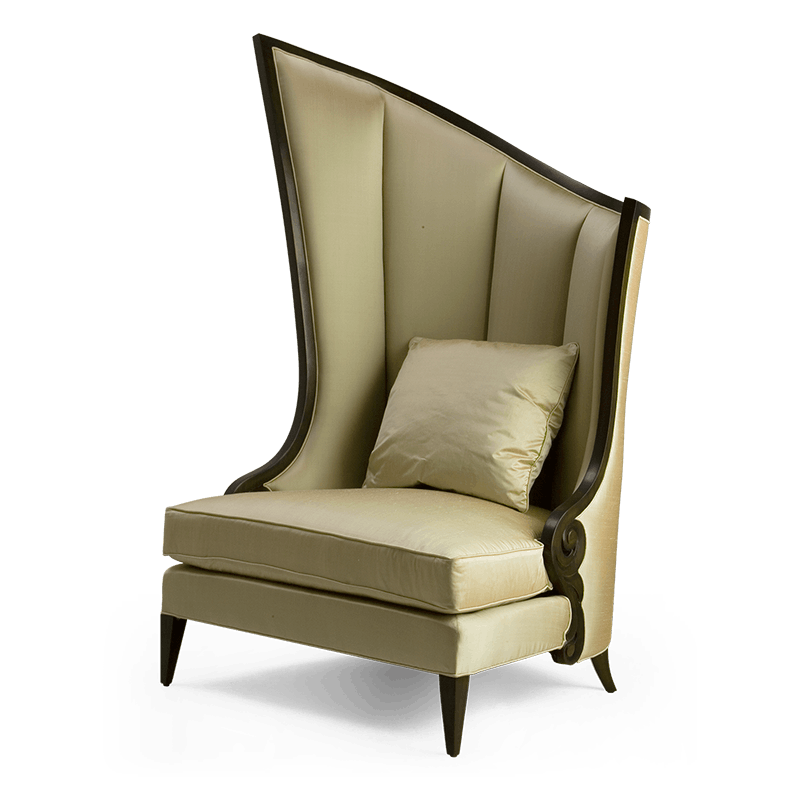 Christopher Furniture Throughout Christopher Guy Courbure Gauche 600214 Living Room Seating