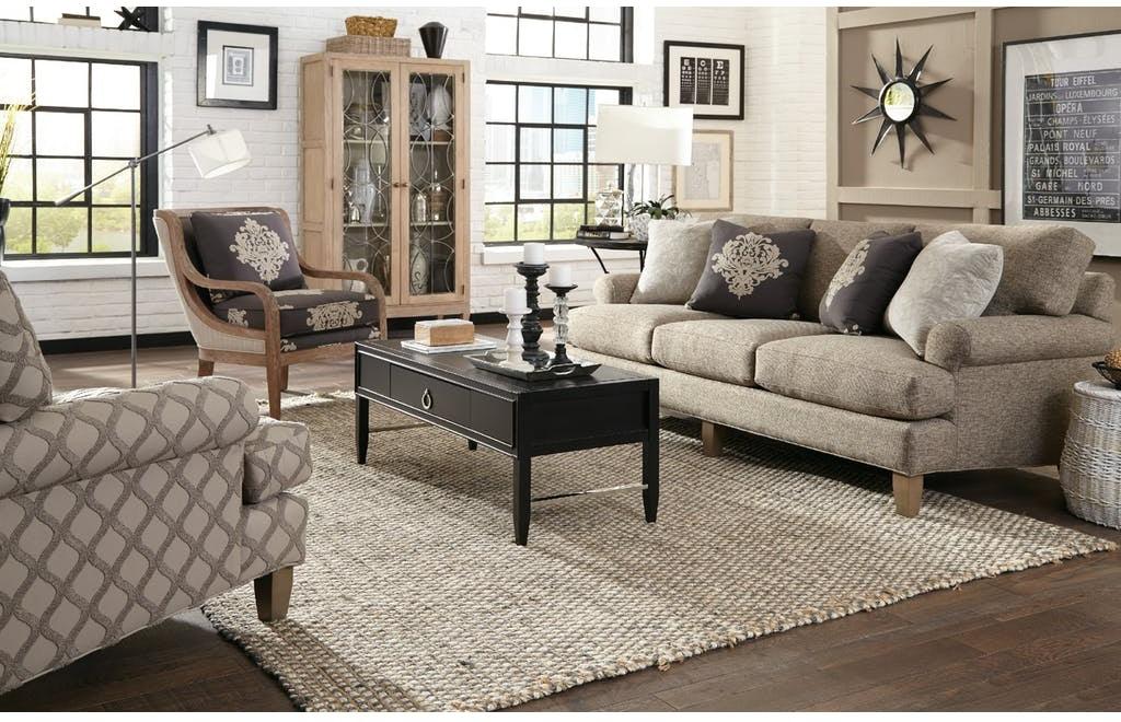 Craftmaster Furniture 767550 Living Room Sofa