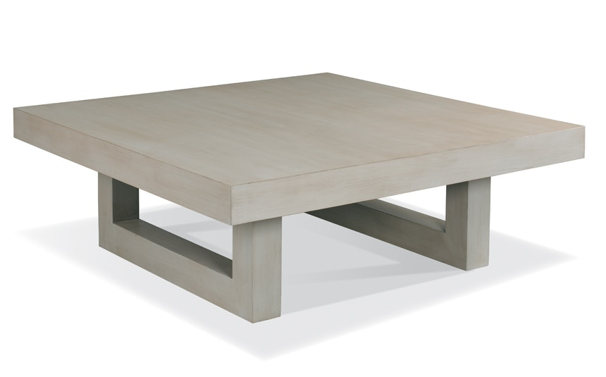 Superb CTH Sherrill Naples Cocktail Table 222 850