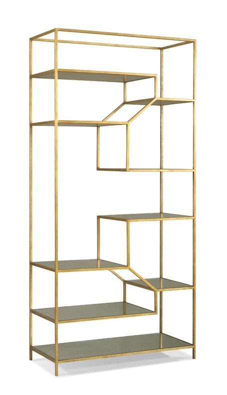 Cthsherrill Living Room Vintage Made Modern Etagere