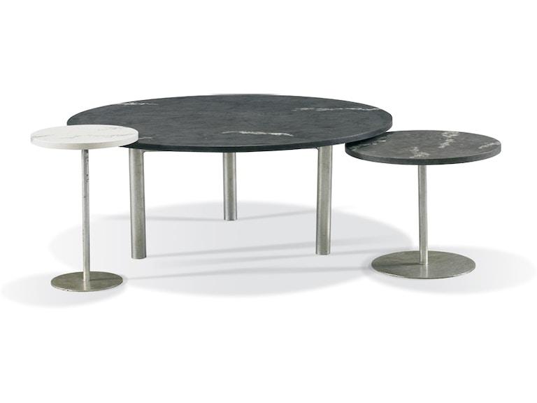 CTH-Sherrill 380-001 Living Room Modern Loft Fraser Set of Three Tables