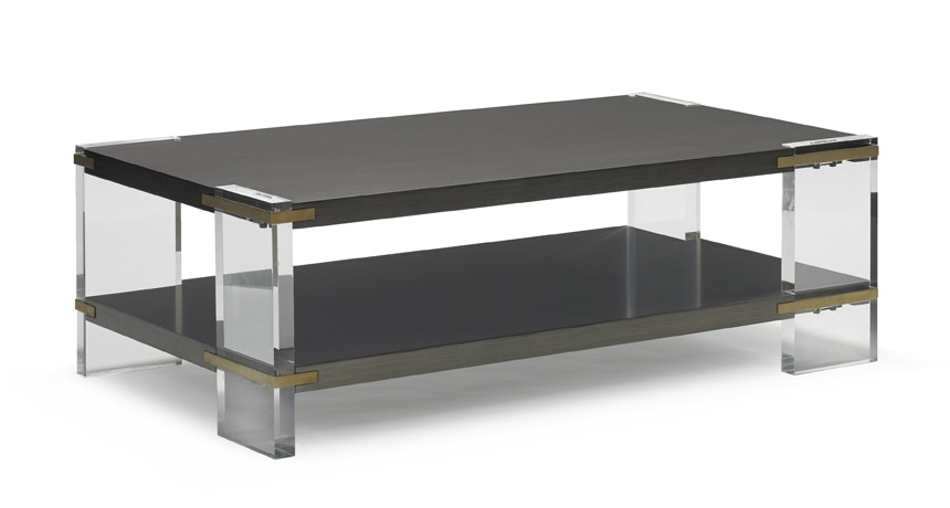 CTH Sherrill Modern Loft Theo Cocktail Table 380 031