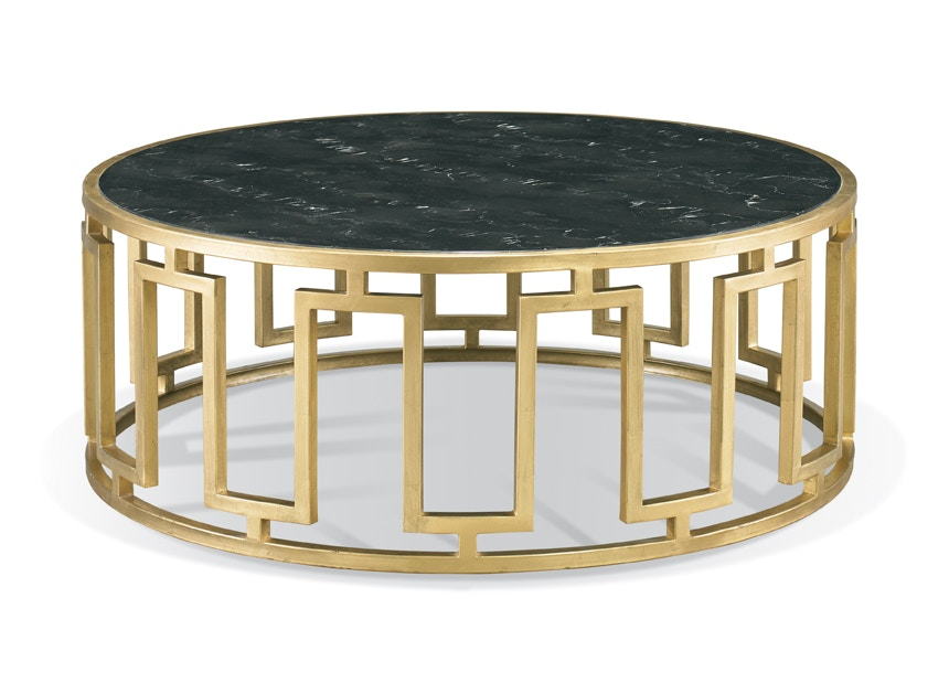CTH Sherrill Infinity Monterrey Cocktail Table 966 005