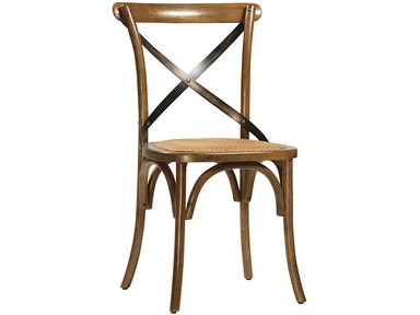 Dovetail Furniture Dov036 Dining Room Portebello Dining Chair