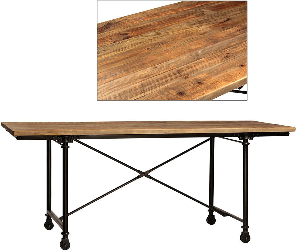 Dovetail furniture dov096 living room alsace table for Dovetail furniture