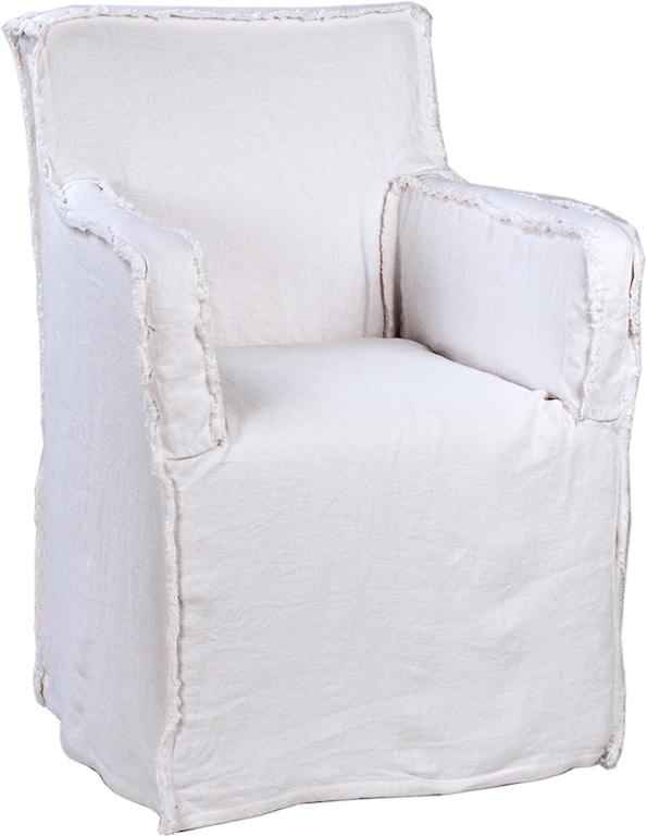 Wondrous Dovetail Furniture Dov13006 Living Room Barlow Chair White Theyellowbook Wood Chair Design Ideas Theyellowbookinfo