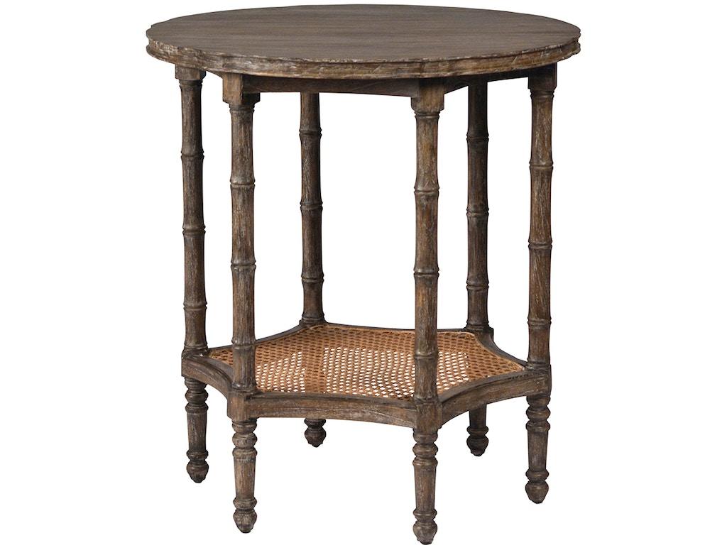 Dovetail Furniture Living Room Hazel Sidetable Dov2379