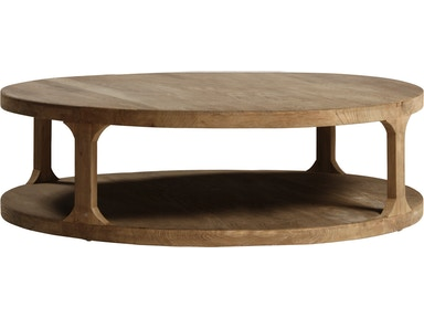 Dovetail Furniture Dov2446 Living Room Serrano Coffee Table