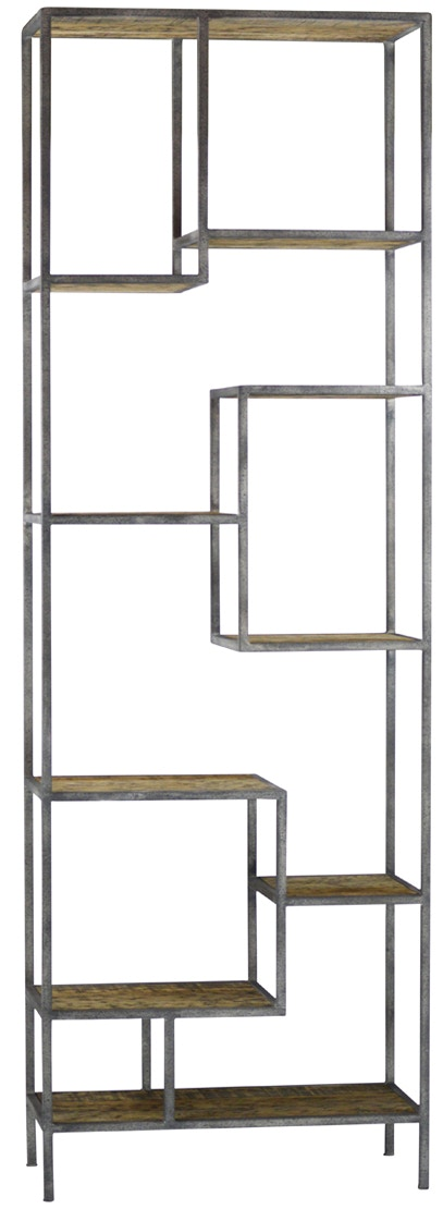 Dovetail Furniture Dillard Bookcase DOV2582