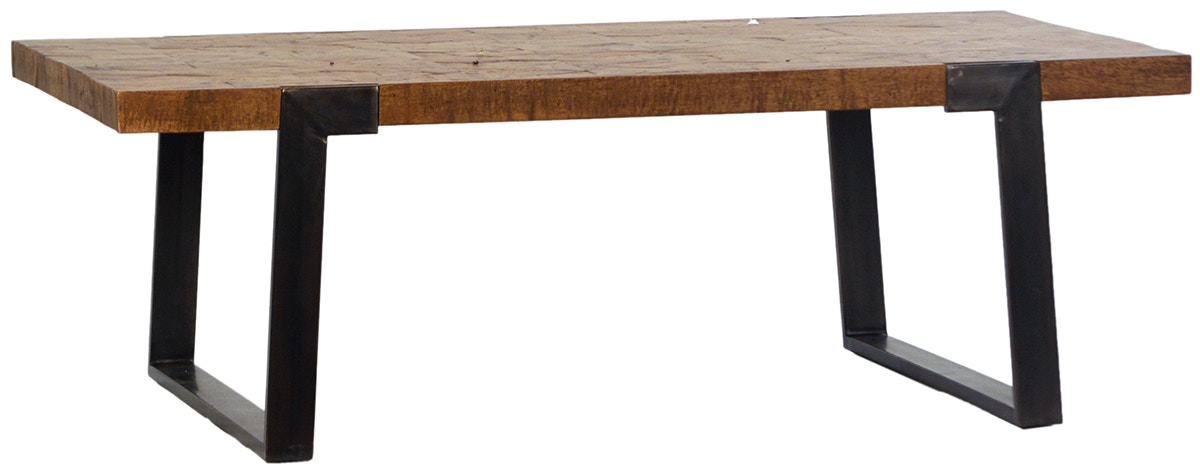 Dovetail Furniture Tanner Coffee Table DOV2794