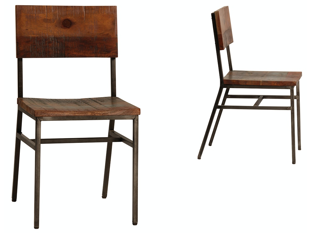 Dovetail furniture dov2870 dining room derry dining chair for Dovetail furniture