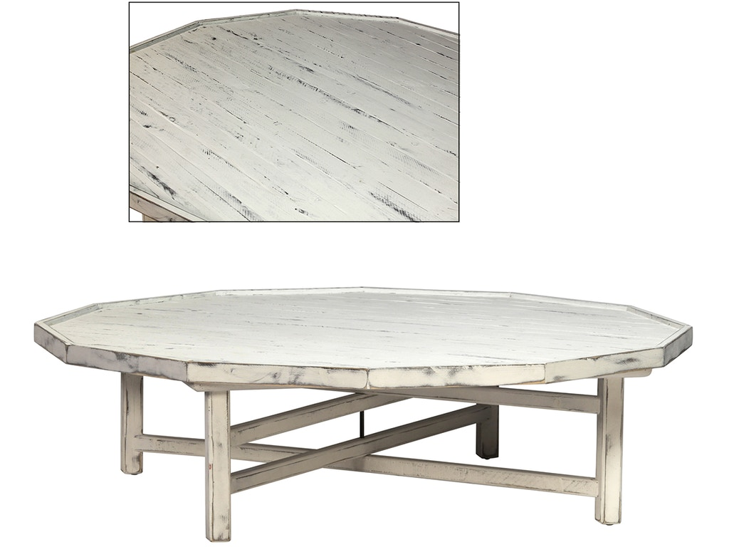 Dovetail furniture dov3211 living room kilmaine coffee table for Dovetail furniture