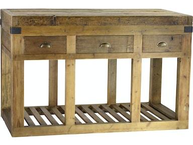 Dovetail Furniture Dov5078 Mackey Kitchen Island