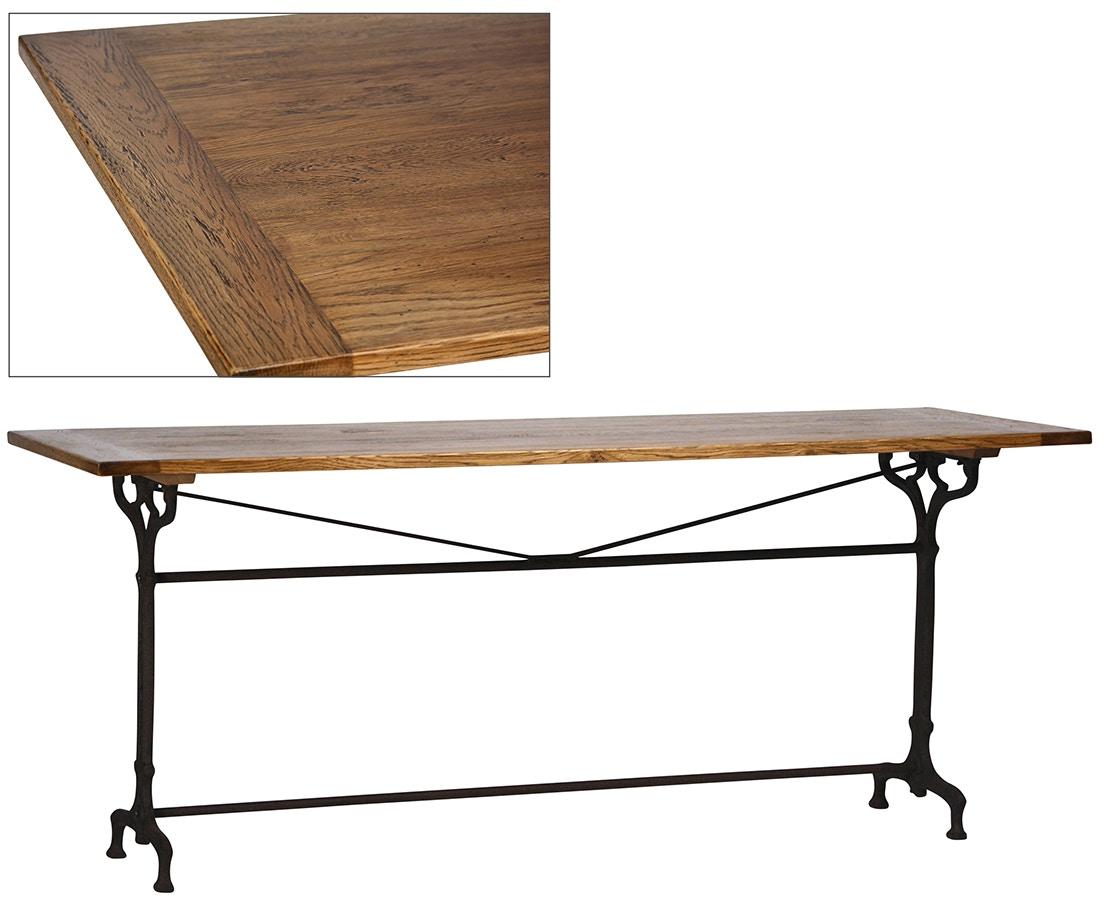 Dovetail Furniture Dov5153 Dining Room Kenton Table