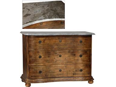 Dovetail Furniture Dov531 Bedroom Duval Chest