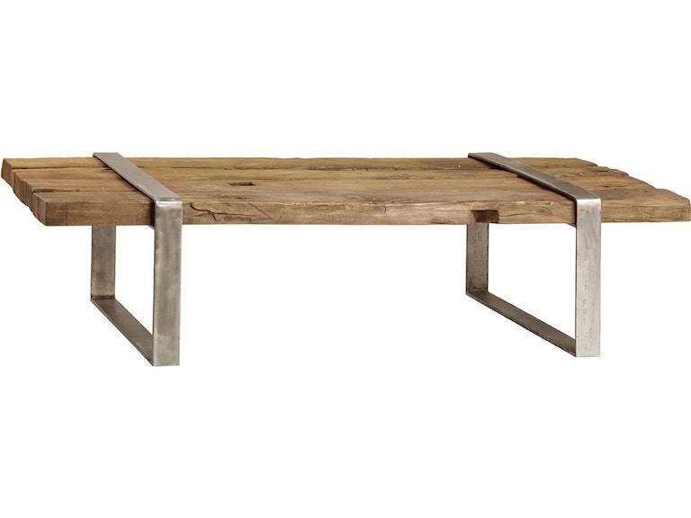 Dovetail Furniture Watson Coffee Table DOV6300 - Dovetail Furniture DOV6300 Living Room Watson Coffee Table