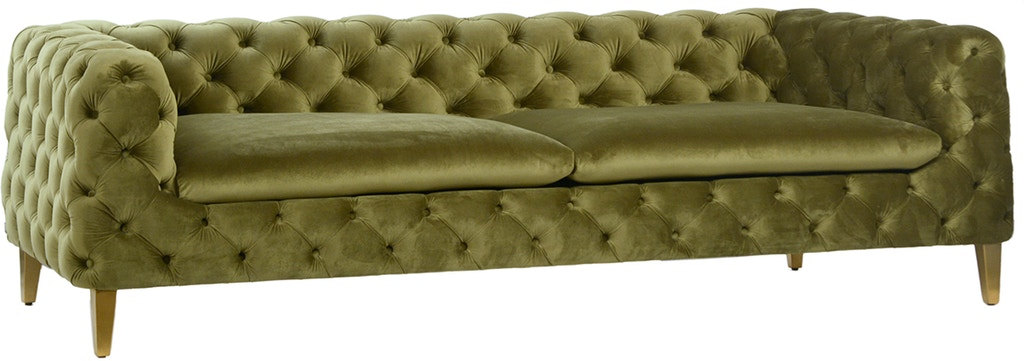 Remarkable Dovetail Furniture Dov8579 Living Room Tufted Jensen Sofa Alphanode Cool Chair Designs And Ideas Alphanodeonline