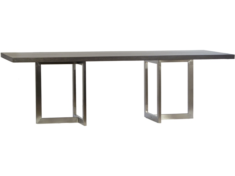 Dovetail Furniture Dov8778 Dining Room Willis Table
