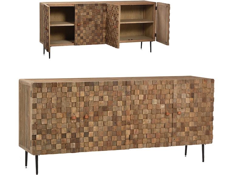 Dovetail Furniture Dov9056 Dining Room Lasko Sideboard