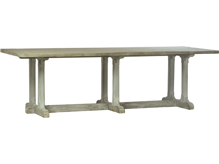 Dovetail Furniture Dov9711 Dining Room Chambers Table