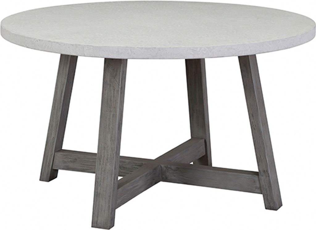 Dovetail Furniture Dov9763 Dining Room Seaton Round Table