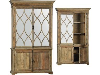 Dovetail Furniture Dov9806 Dining Room Hudson Cabinet