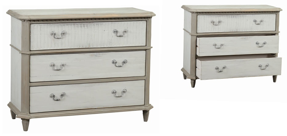 Dovetail Furniture Boone Dresser DOV9879