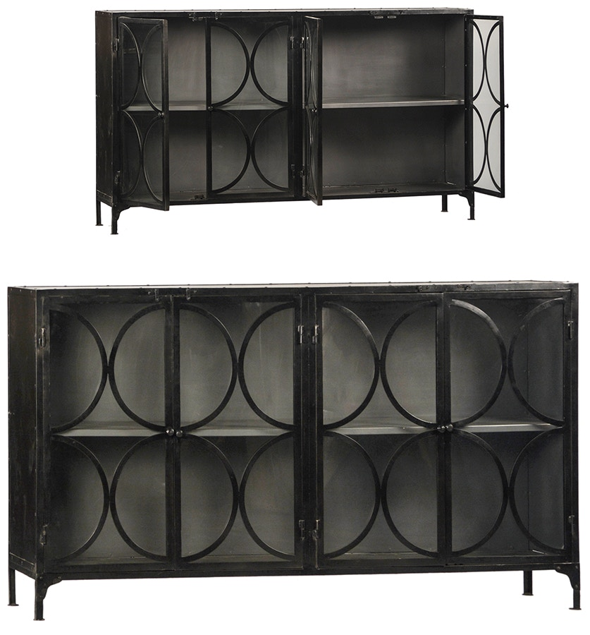 Dovetail Furniture AL272 Dining Room Dudley Sideboard