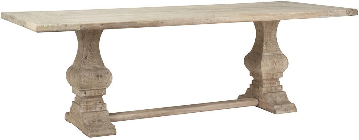 Dovetail furniture dov1000 dining room montecito dining table for Dovetail furniture