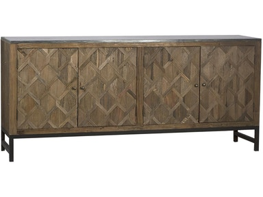 Dovetail Furniture Dov10612 Dining Room Visby Sideboard