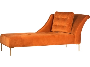 Dovetail Furniture Chaises,Lounge Chaises - Goods Home Furnishings on