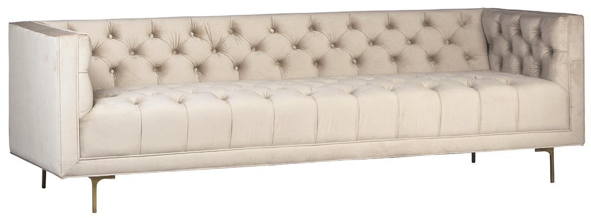 Dovetail Furniture Lansing Sofa DOV17023