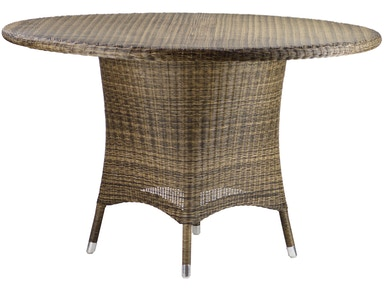 Dovetail Furniture Abbey Round Dining Table DOV413