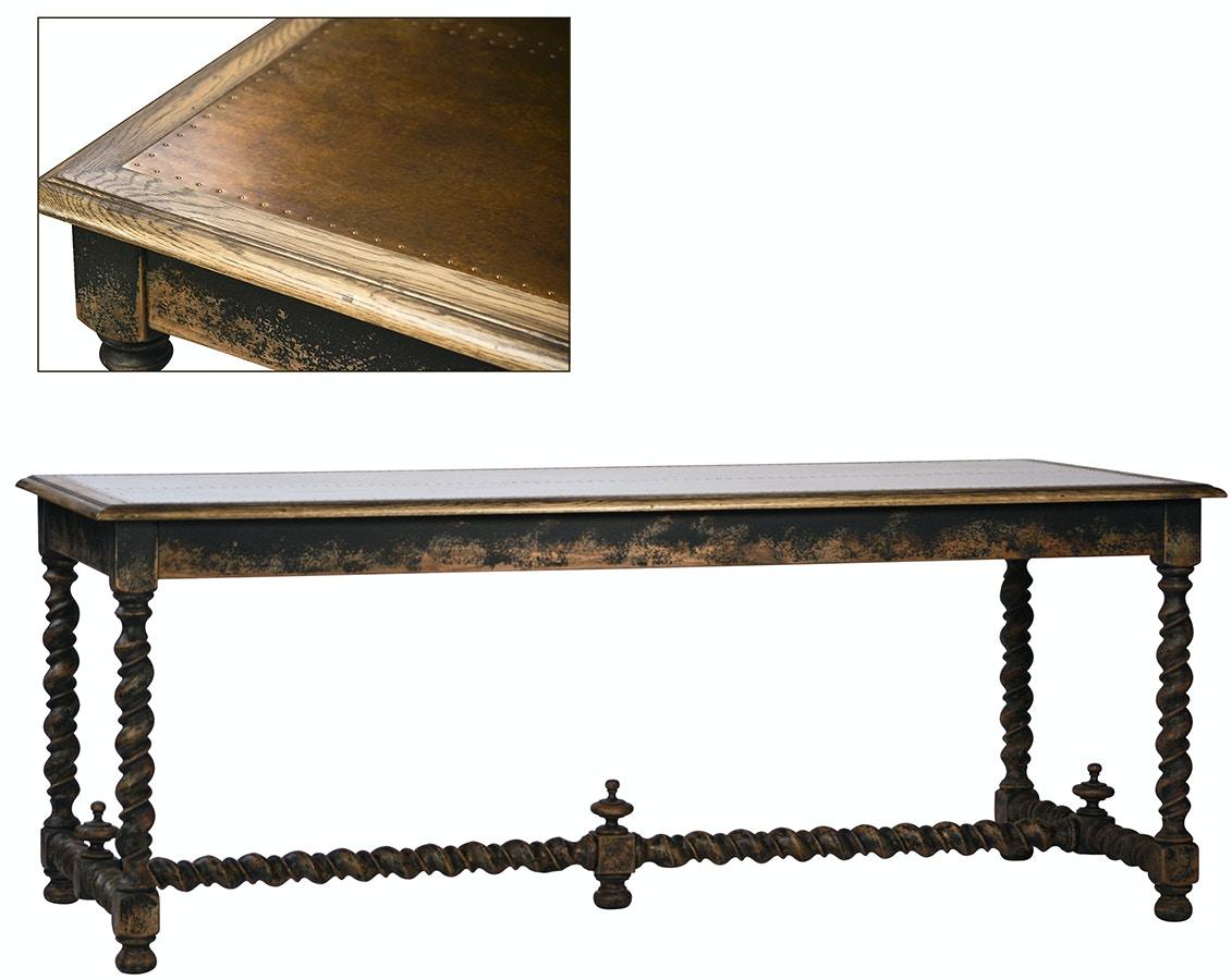 Dovetail Furniture Dining Room Brandt Dining Table DOV5173