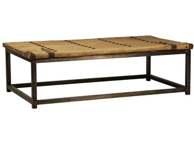 Dovetail Furniture Living Room Moa Coffee Table Dov628