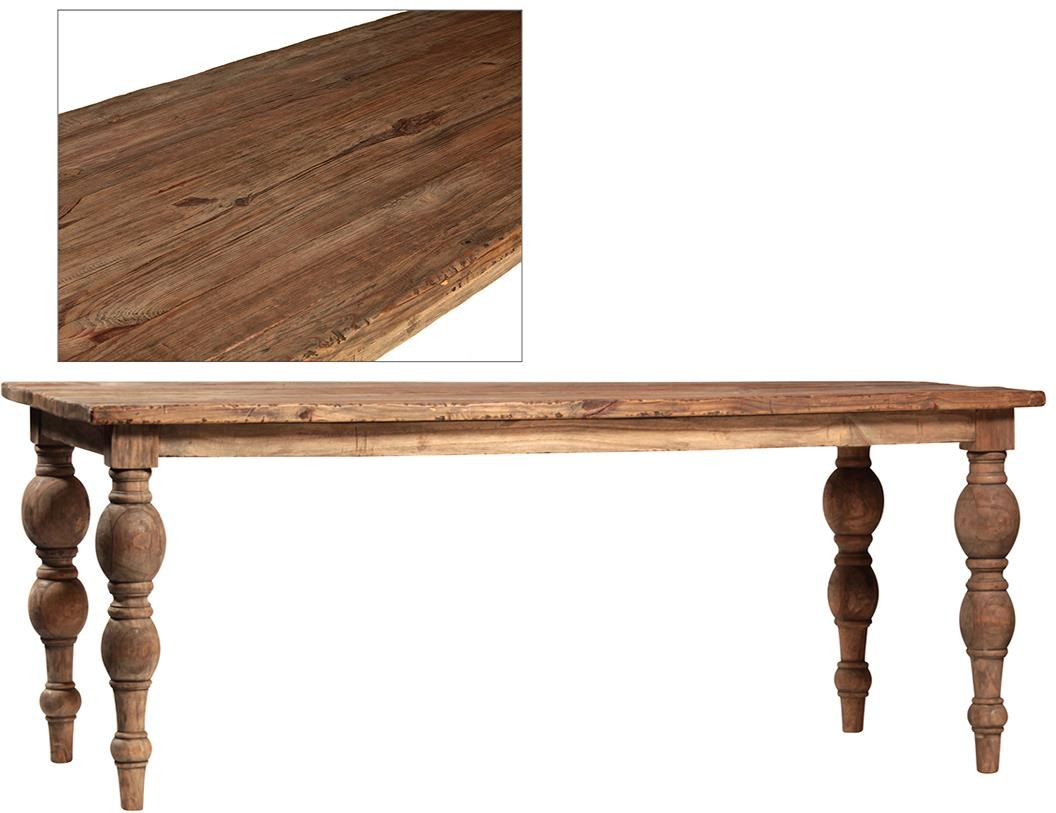 Dovetail Furniture Dining Room Campbell 70 Dining Table
