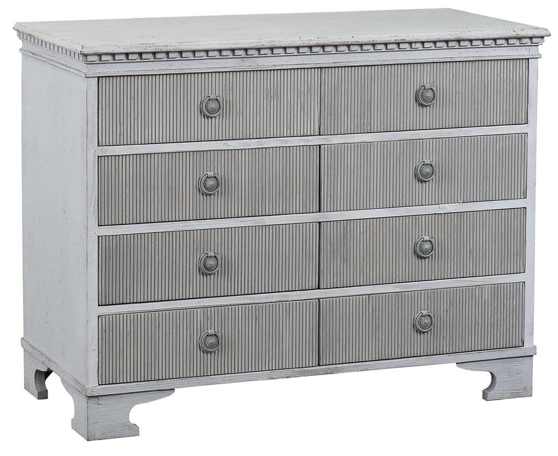 Dovetail Furniture Dov9718 Bedroom Lagos Dresser
