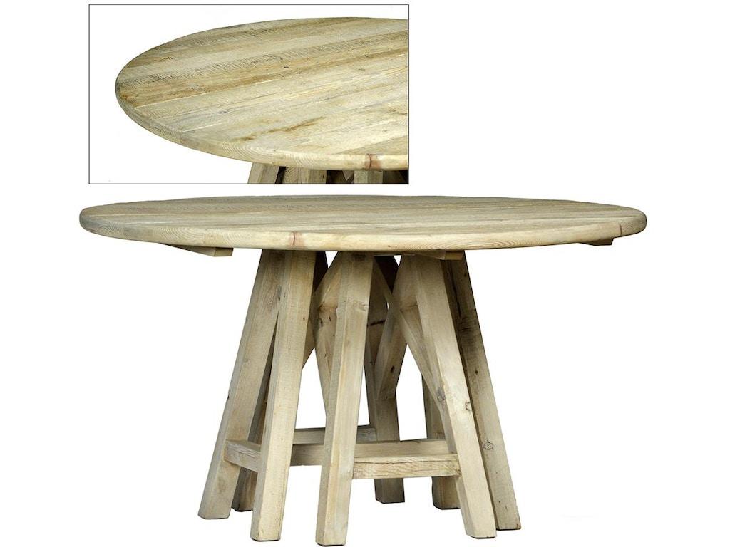Dovetail Furniture Living Room Madison Table 54 Dov9825