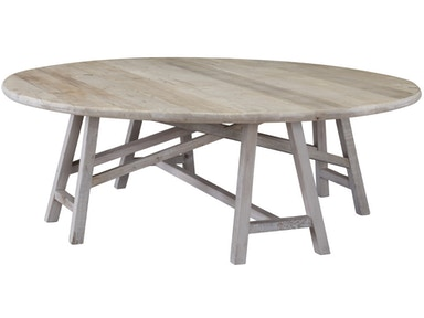 Dovetail Furniture Living Room Clare Coffee Table Dov9856