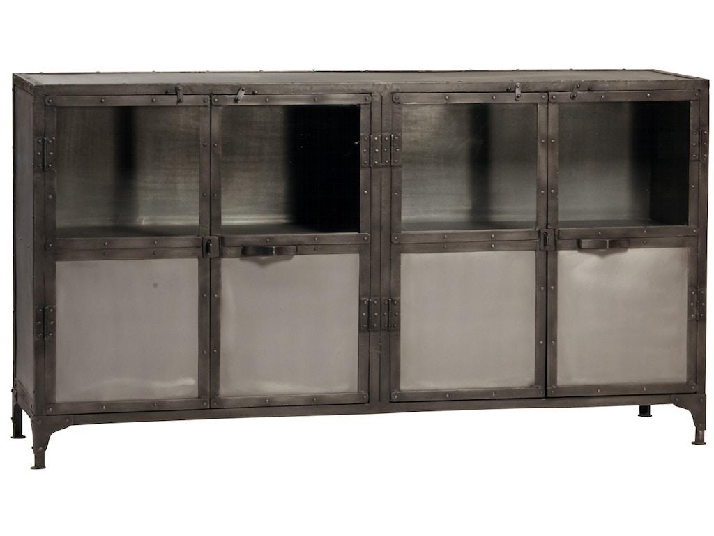 Dovetail furniture dining room koba sideboard x001 for Dovetail furniture