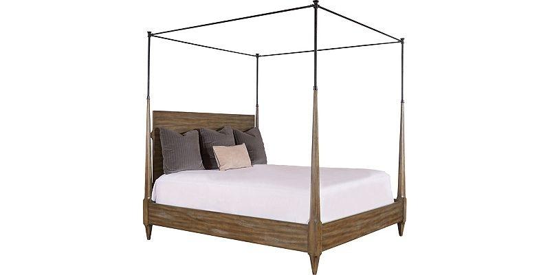 Drexel Furniture Bellemeade Bed 170 POSTER BED (Featured King)