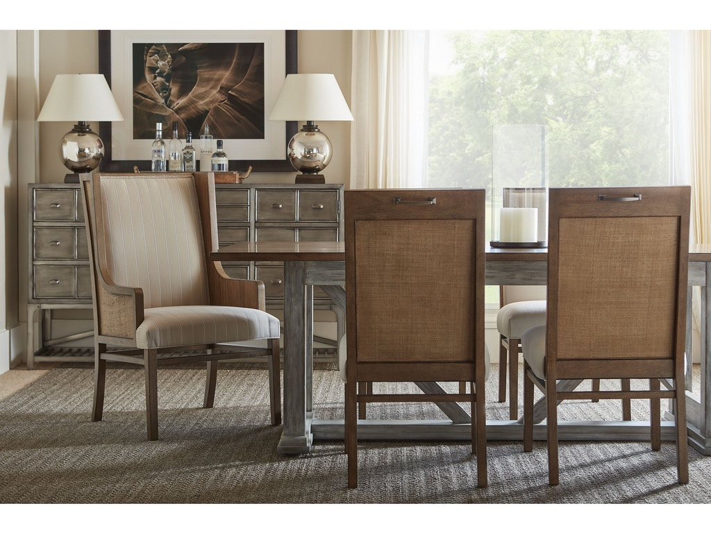 Drexel Furniture Living Room Corwith Console 325 880